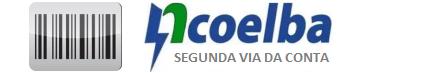 Coelba 2ª Via 2017 e 2018